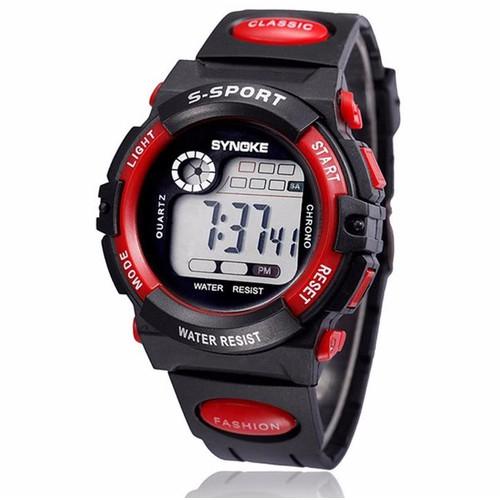 Đồng hồ thể thao trẻ em SYNOKE 99269 màu đỏ Size vừa - 3901983 , 2844342 , 15_2844342 , 99000 , Dong-ho-the-thao-tre-em-SYNOKE-99269-mau-do-Size-vua-15_2844342 , sendo.vn , Đồng hồ thể thao trẻ em SYNOKE 99269 màu đỏ Size vừa