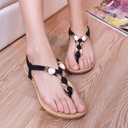giày sandal nữ đế bệt - SD22
