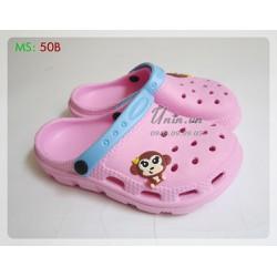 Giày dép thái lan - Dép sục hình khỉ đáng yêu cho bé