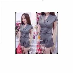 HÀNG THIẾT KẾ LOẠI I - Sét áo giả vest + quần short