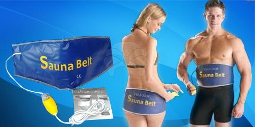 Đai massage bụng Sauna belt