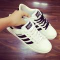 Giày thể thao nam Adidas mũi trơn - 0714
