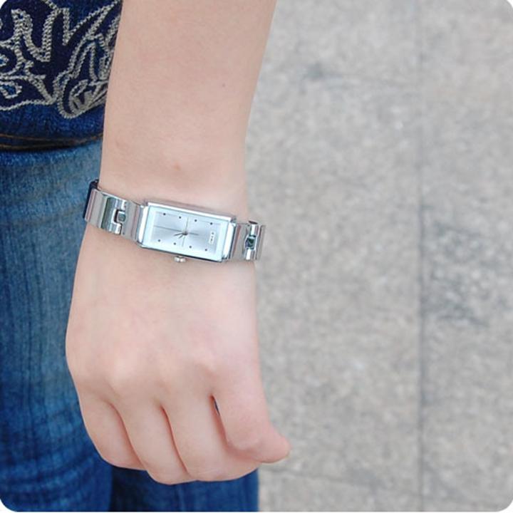 Free Ship- Đồng hồ thởi trang nữ Hàn Quốc Kimio 3