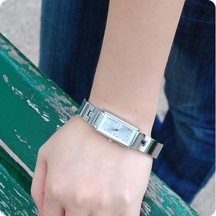 Free Ship- Đồng hồ thởi trang nữ Hàn Quốc Kimio 4