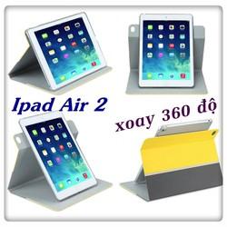 Bao da Ipad AIR 2 chính hãng Totu xoay 360 độ - Fashion