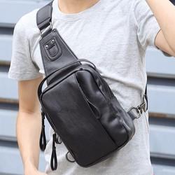 DC028 - Túi đeo da Messenger thời trang 2016 Praza