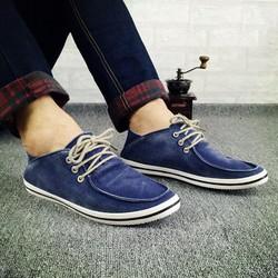 DC102 - Giày Thời Trang Chất Liệu Vải POSA