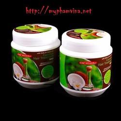 Kem Hấp ủ tóc dầu dừa sữa dê Thái Lan
