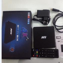 Bộ Android TV Box M9+ Ram 1GB