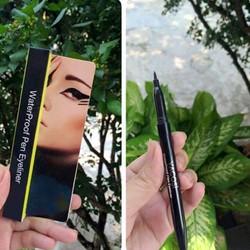 Bút Lông Kẻ Mắt VACOSI – WaterProof Pen Eyeliner