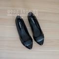Giày gót vuông RE 0590
