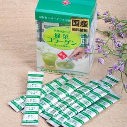Green Tea Hanamai Collagen