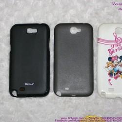 Ốp Galaxy Note 2 N7100 nhựa mềm OSN29