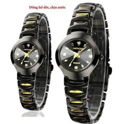 Đồng hồ đôi chịu nước 1601