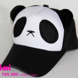 Mũ Panda cực dễ thương