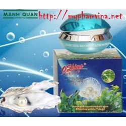 Kem dưỡng trắng da Oshiya Collagen Rong Biển Ngọc Trai