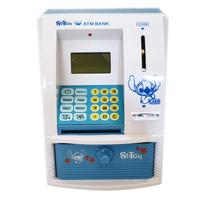 ATM mini thông minh Trắng phối xanh