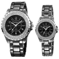Đồng hồ cao cấp cặp  đá chính hãng  y hình,cực đẹp