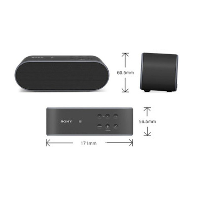 LOA BLUETOOTH SONY SRSX2 3