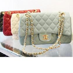 Túi Xách Kiểu Chanel Sành Điệu Cho Phái Nữ