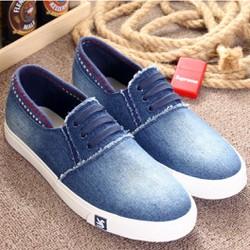 Giày Slipon vải bò nam V-SHOP G258