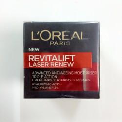 KEM DƯỠNG DA L ORÉAL REVITALIFT LASER RENEW