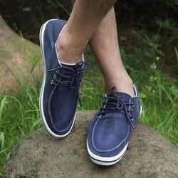 DC102-1 - Giày Thời Trang Chất Liệu Vải POSA