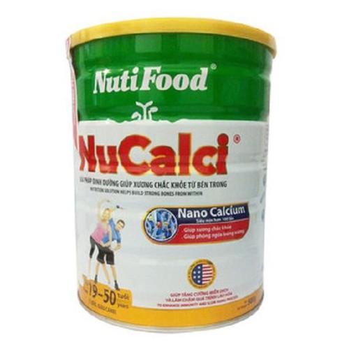 Sữa Nuti NuCalci 800g 19-50t