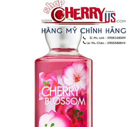 Shower gel - Sữa Tắm Dưỡng Da BATH AND BODY WORKS CHERRY BLOSSOM