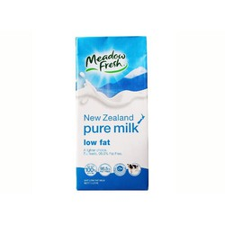 Sữa Meadow Fresh Low fat 1L