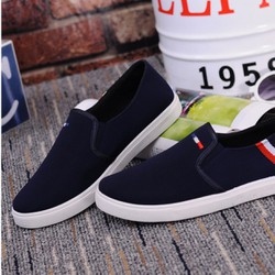 Giày vải Slipon nam V-SHOP G261