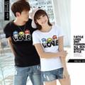 Áo thun đôi LOVE -MSP 0210