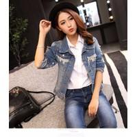 Áo Khoác Jean Style AT0221