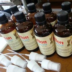 Tinh dầu bưởi kích thích mọc tóc và dưỡng tóc
