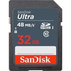 Thẻ nhớ SDHC SanDisk Ultra 320x 32GB Class 10