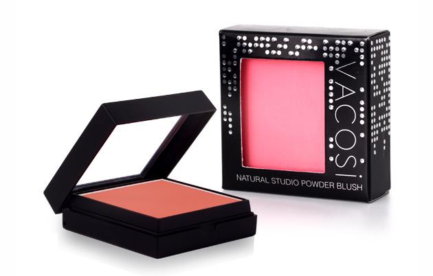 Má Hồng Vacosi SK-Color - Powder Blush Natural Studio