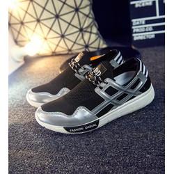 giày thể thao fashion oasual LD Mã: GH0291 - BẠC