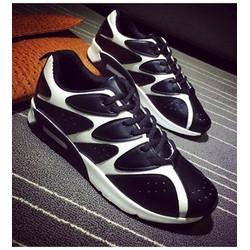 giày thể thao nam phối màu Mã: GH0241 - ĐEN