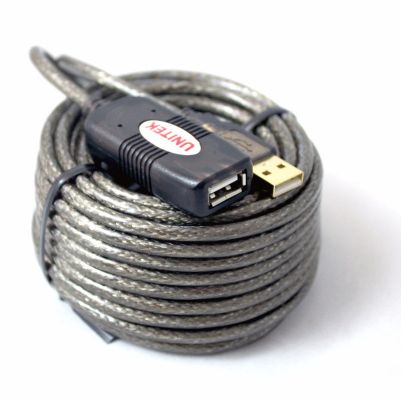 Cáp USB 20m Unitek Y-262 3
