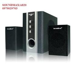 Bán loa soundmax 2.1 giá tốt nhất chất