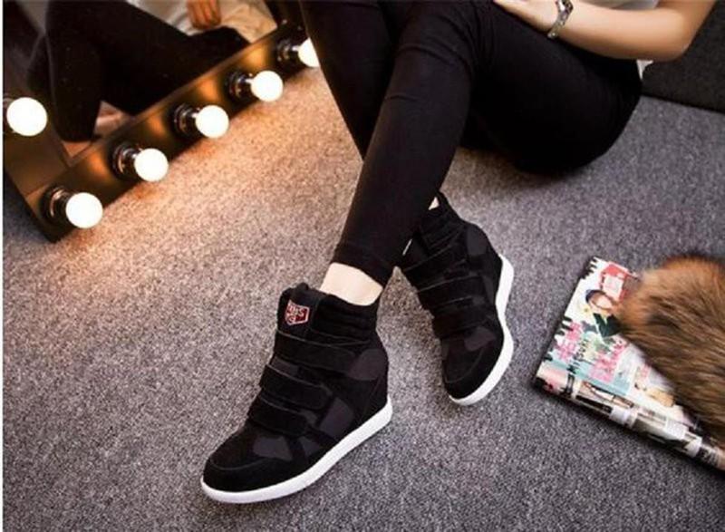 Giày thể thao tăng chiều cao xinh xắn 1