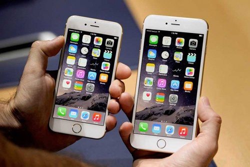 Iphone 6S Plus Đài Loan 2