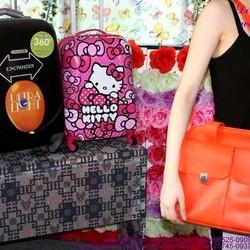 Túi xách da thời trang 2 túi trước có dây đeo sành điệu TXT44