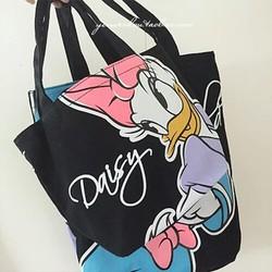 Túi xách Mickey xuất Nhật hàng chuẩn đầy đủ tag mác
