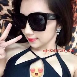 Kính mát gọng vuông Hàn Quốc đẳng cấp sành điệu KMTT218