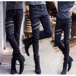 Mã số 51021 - Quần jeans cá tính sành điệu