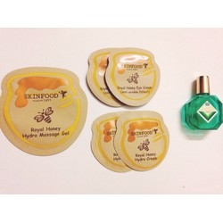 Combo Sample Dưỡng da Royal Honey Skinfood