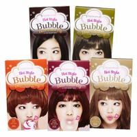 Dầu gội nhuộm tóc Bubble Hair Coloring Etude House