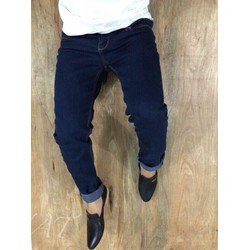 JB 02 - Quần jeans nam skinny đơn giản đẹp hàng cao cấp