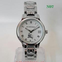 đồng hồ BURERRY nữ phong cách thời trang sành điệu